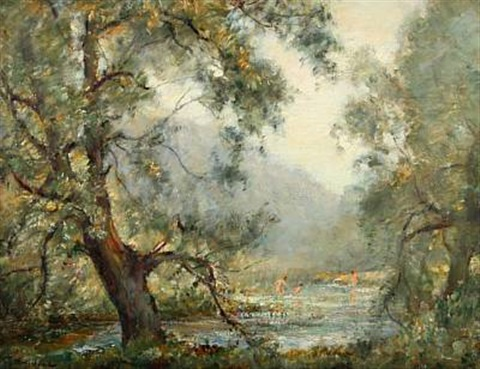 derbyshire dale by james herbert snell