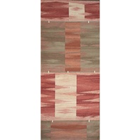 caspian red woven area rug by david shaw nicholls