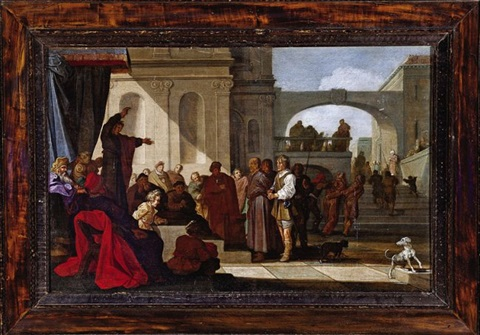 judgment at court by ferdinand bol