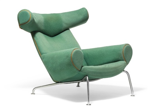 Ox Chair By Hans J. Wegner