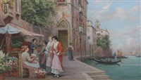 sunny italy by arthur trevor haddon