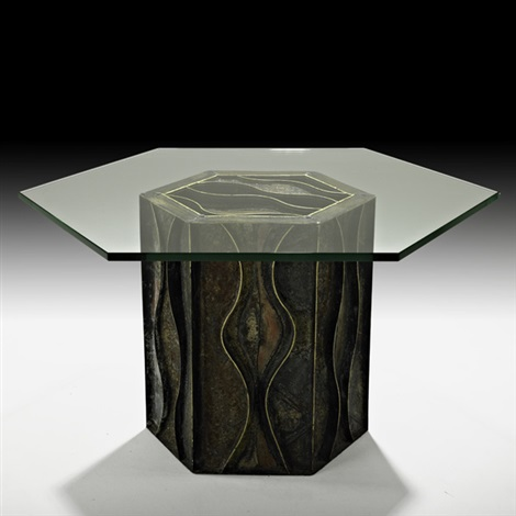 center table by paul evans
