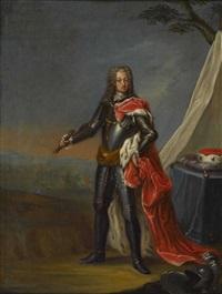 erbprinz joseph karl emanuel von pfalz-sulzbach by pieter jacob horemans
