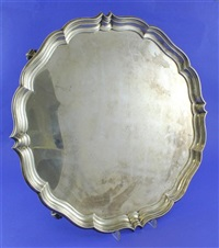 salver by george howson