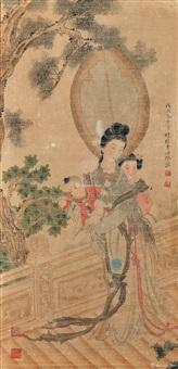 人物 by fei danxu