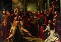 auferweckung des lazarus by bartholomaus kilian ii