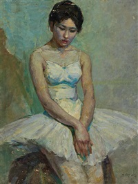 少女 (maiden) by luo gongliu