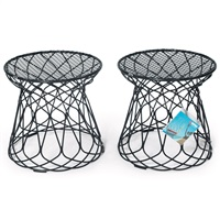 re-troube stools (pair) by patricia urquiola