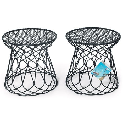 re troube stools pair by patricia urquiola