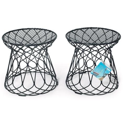 re troube stools pair by patricia urquiola