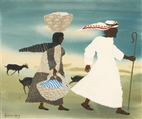 the goatherds by mary fedden