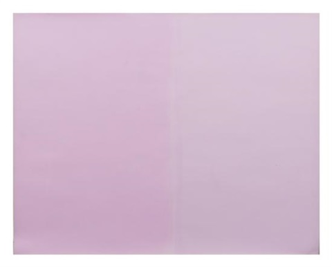 colorfield rose by anne truitt