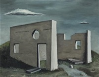 the slaughter house at aledo by gertrude abercrombie