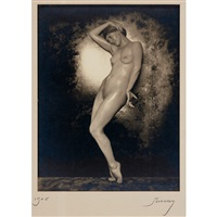 female nude by nickolas muray