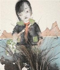 路上 by liu qinghe