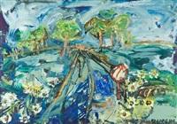 paesaggio by maurilio colombini