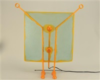 Salvatore Lamp (from Open Sky Collection). Gaetano Pesce. Salvatore ...