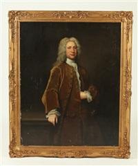 portrait of a gentleman by british school (19)