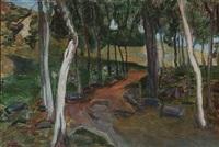 i udkanten af en skov (in the outskirts of a forest) by albert gottschalk
