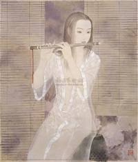 flute song two by jiao zhiguang
