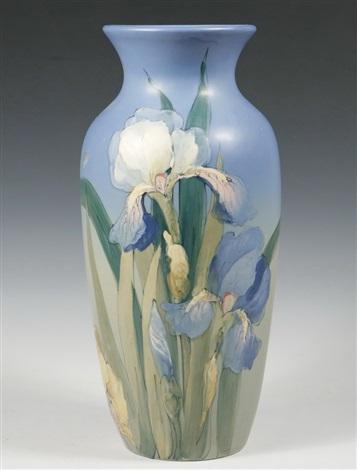 Weller Hudson Art Pottery Vase By Weller Pottery On Artnet