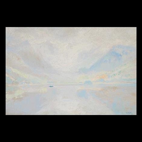 dream of alaska by william keith