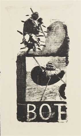 bote by neo rauch