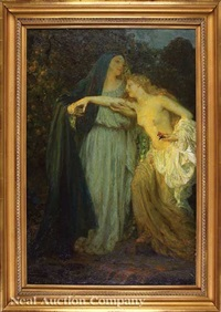 two women by louis loeb
