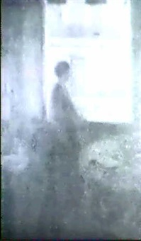 woman at the window by herman sankuhl