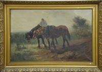 chevaux by henry schouten