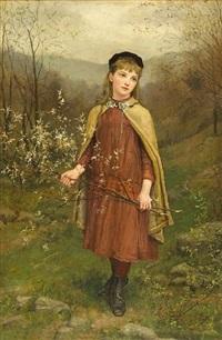 innocence by jennie augusta brownscombe