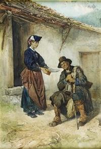 the blind beggar by john faed