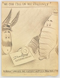 collection of original editiorial cartoons of don hesse by don hesse