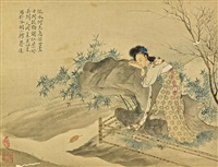 beauties in tang poetry by jiang lian
