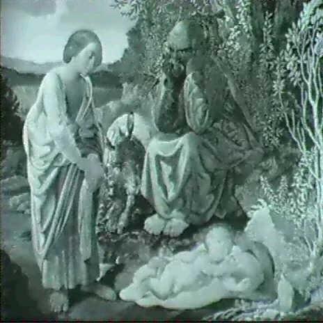 die heilige familie by frater emannuel kradky