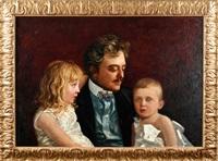 familienportrait by arthur fedor förster