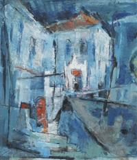 street scene by chen yinhui