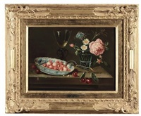 nature morte con frutta (coppia) by flemish school (19)