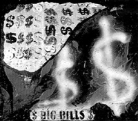 big bills or the spirit of money by pietro psaier and andy warhol