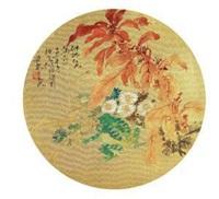 花卉青蛙 by ren bonian
