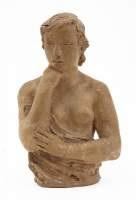 buste de femme by hermann hubacher