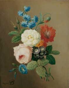 blumengebinde by arnoldus bloemers