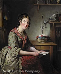the letter by edwin thomas roberts