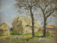 hens and haystacks by john guthrie spence smith
