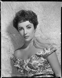 elizabeth taylor camera negative (from love is better than ever) by virgil apger