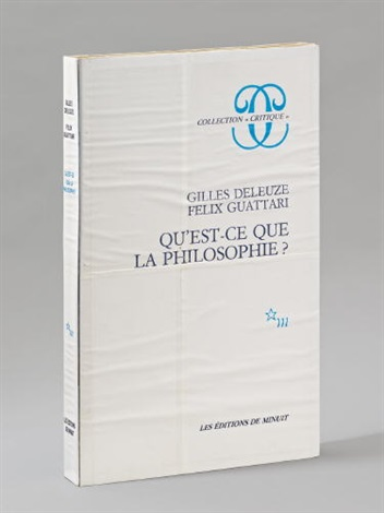 quest ce que la philosophie by thomas hirschhorn
