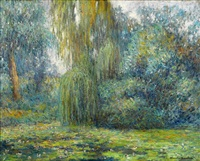 nympheas by blanche hoschedé-monet