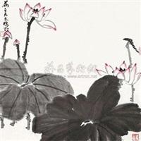 荷花 by xu dongpeng