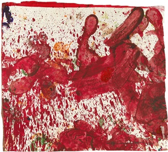 artwork by hermann nitsch