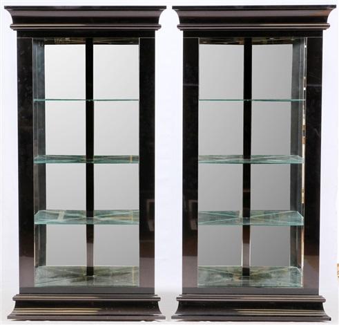 Ello Corner Cupboards, Pair By Ello Furniture